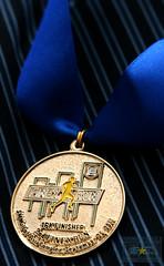 2nd Finex Run 2011 Medal