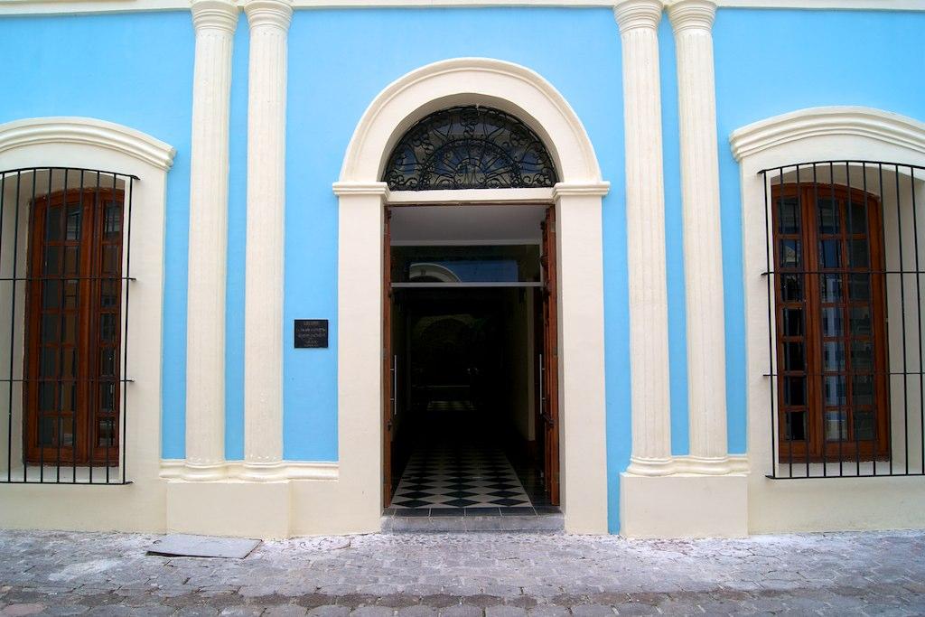 Fachadas De Casas Antiguas Beautiful Fachada De Casa Colonial En - Fachadas-antiguas-de-casas