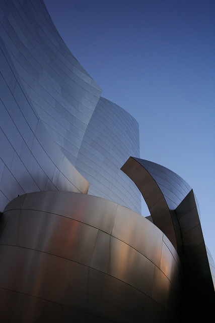 Philharmonic at Walt Disney Concert Hall
