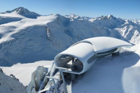 Novinky na rakouských ledovcích