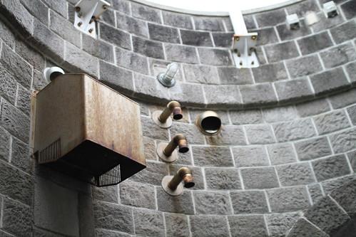Onsen (detalla interior)