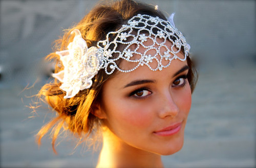 Bridal Head Dress