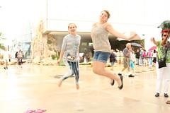 Llibre de salts (Jump Book) (Museus Dal) Tags: jump spain catalunya saintpetersburg espagne figueres salta dal salts halsman thedalimuseum salvadordalmuseum ccatalogne
