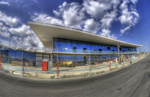 New Gibraltar Air Terminal