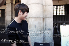 YoSeob's caricature (Beatriz Carnicero) Tags: madrid spain beast mbc