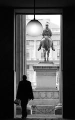 Piazza De Ferrari - Genoa (Fetch_69) Tags: 1600 genoa genova spotmatic neopan piazza 135 sonnar czj deferrari