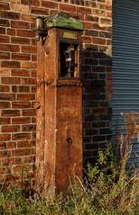 IMG_5446_2 (aj.gardner) Tags: rust rusting petrolpump decay old former oldhartley seatonsluice northumberland