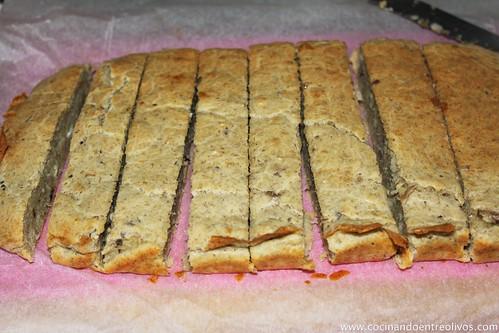 Pastel de hongos en canelón de queso gratinado (11)