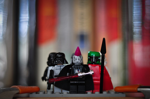 Off the Shelf: Lego Minifigures (Production Still)