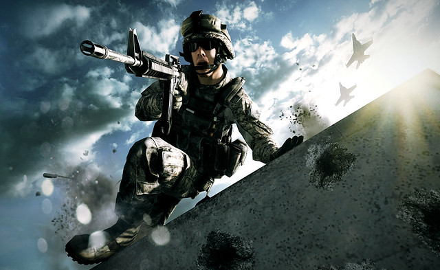 BattleField 3 - MP - Caspian Border
