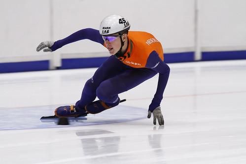 Dutch shorttrack trials 30-9-2011