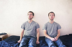 340/365 (Pete Woolven) Tags: portrait photoshop self project twins pete 365 woolven