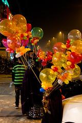 balloon sellers (www.facebook.com/AarSeePhotography) Tags: street balloons delhi homeless poor business trade survival seller blinkagain