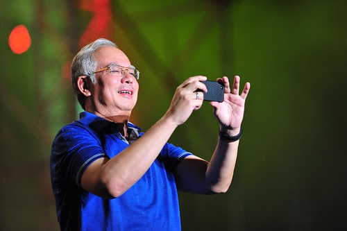 rime Minister Datuk Seri Najib Tun Razak Attends Suara Kami Concert
