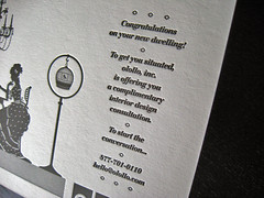 olollo letterpress certificates