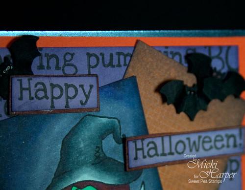 Happy-Halloween-Plate-155-bats