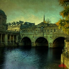 Pulteney Bridge (Hotfish) Tags: uk bridge river bath arch arches somerset avon pulteney idream magicunicornverybest artistoftheyearlevel3 musictomyeyeslevel1 flickrstruereflection1 flickrstruereflection2 flickrstruereflection3
