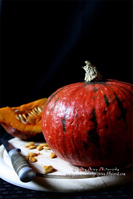 Hokkaido-Pumpkin