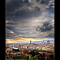 Florence from Piazzale Michelangelo (tim, TimCooperPhotos.com) Tags: winter sky italy snow architecture clouds evening florence europe flickr cityscape snowstorm renaissance medici timcooper bestcapturesaoi doubleniceshot elitegalleryaoi mygearandmeplatinum mygearandmediamond blinkagain flickrstruereflectionexcellence