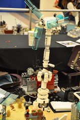 Numereji 2421: Hydrogen Harvester (Yupa-sama) Tags: lego display convention 2011 2421 brickcon numereji
