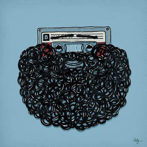 Mix Tape Beard