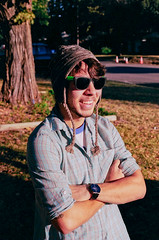 happy man marce boy (Shane McCormick) Tags: life usa love college america photography photo texas shane awesome alive denton unt mccormick iphone mccormic iphoneography instagramapp
