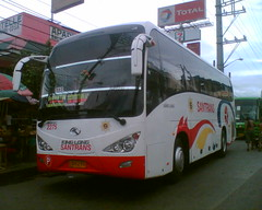 Santrans 2275 (Bus Ticket Collector) Tags: bus pub philippines kinglong balintawak santrans pbpa busp severinosantos philippinebusphotographersassociation