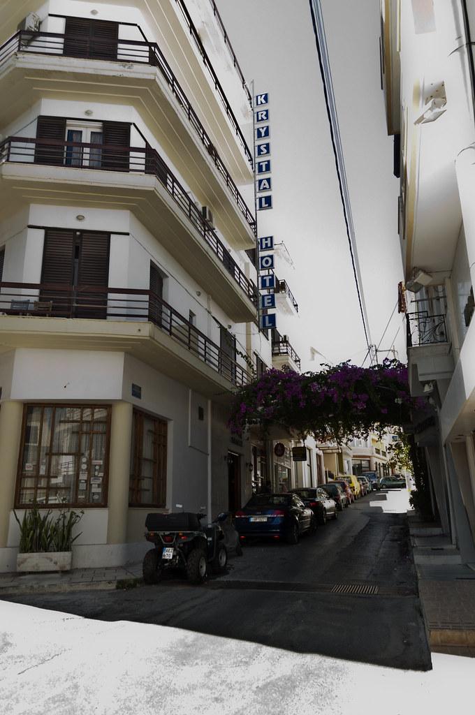 Hotel Krystal in Sitia Crete