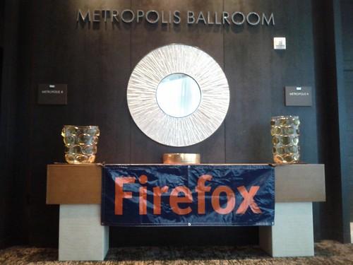 Day 279 - Firefox Altar