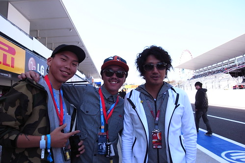 2011 FORMULA1 JAPAN GRAND PRIX SUZUKA 07-08-09 OCT