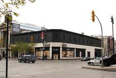 Former Clarendon Hotel