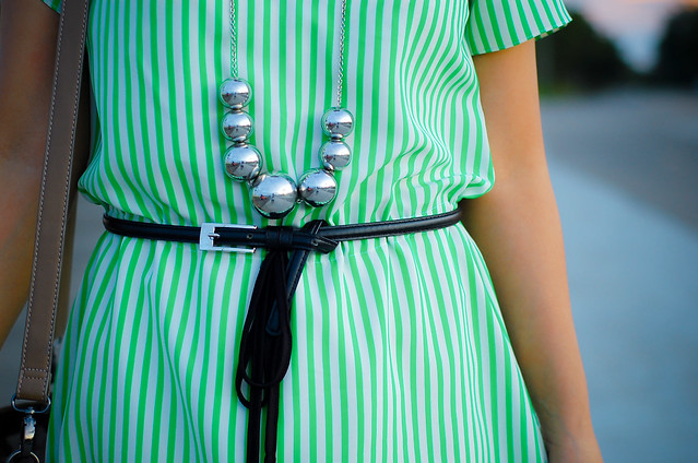 green dress, denise katipunera, fashion on a budget, wardrobe blogger from the Philippines