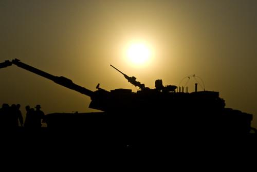Iraqi tankers tank