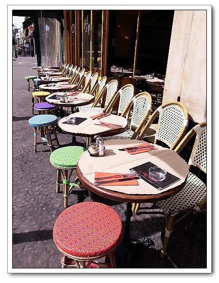 巴黎的椅子