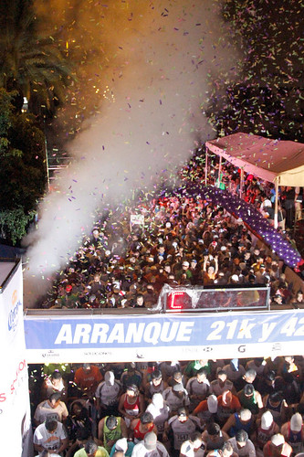 9Maratón Corona Querétaro 2011 Corredores