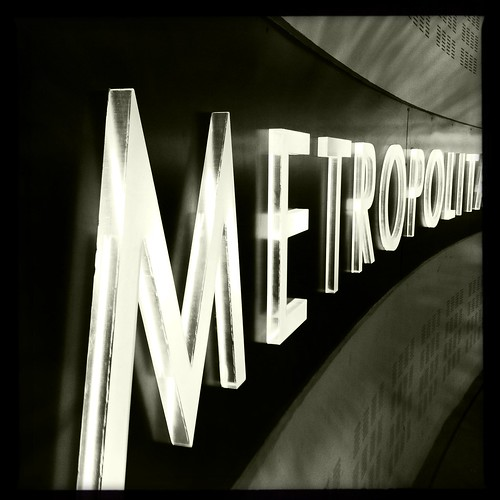 Year of the metro