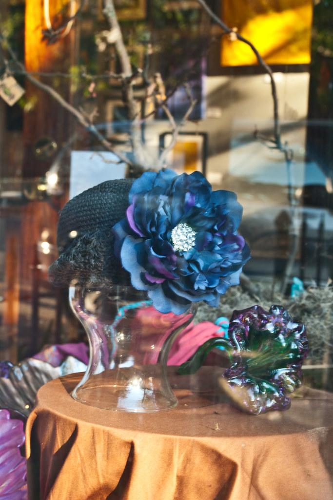 365-123 Flower Hat