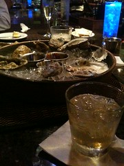 Glenmorangie 10yo & Oysters = awesomes