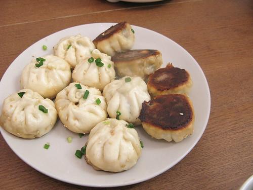 how to cook sheng jian bao