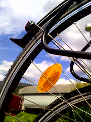 bicycle  wheels - cycling through cities (dimitra_milaiou) Tags: life city blue autumn friends 2 two sky people orange black art love sports bicycle wheel sport clouds greek happy cycling design nokia europe industrial day traffic action bokeh wheels joy hellas lifestyle happiness athens greece planet ideal athena athina dimitra hellenic x6 φιλοι αθηνα ελλαδα δυο ποδηλατο γυροσ δημητρα ποδηλατικοσ milaiou δημητραμηλαιου μηλαιου dimitramilaiou