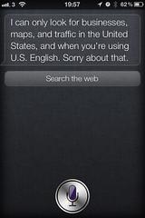 Siri Sorry