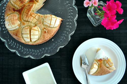 torta di mele on De La Casa