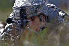 [フリー画像素材] 戦争, 兵士, 機関銃, アメリカ軍, 狙撃 ID:201110200600