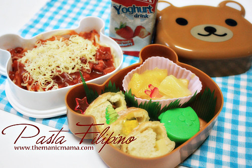 pasta filipino