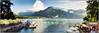"CIMG7745-Editar (Jose ""necro"") Tags: bridge lake france annecy puente lago canal lac romance panoramica francia channel 2011 panview"