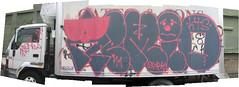 Remio (Wet Paint Opera) Tags: art oregon portland graffiti words paint northwest ducks pdx trucks graff westcoast kts 503 vts remio