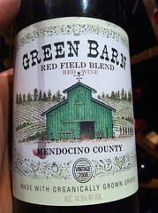 2008 Green Barn Red Field Blend