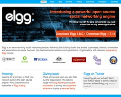 Elgg - Open Source Social Networking Engine._1319155832366