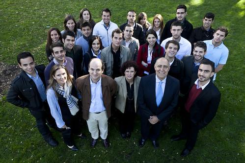 Inauguración curso académico 2011/2012 Postgrado (Madrid)
