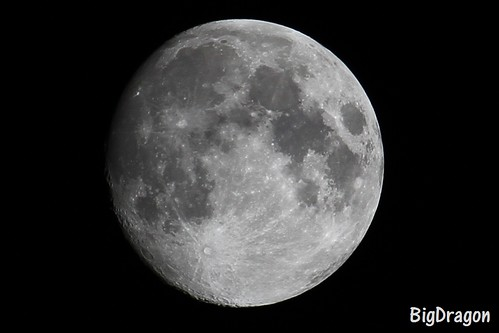 Moon 月齢12.5くらい